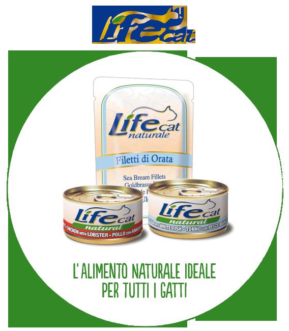 Life Cat - prodotti naturali per Gatti