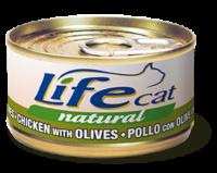 pollo e olive
